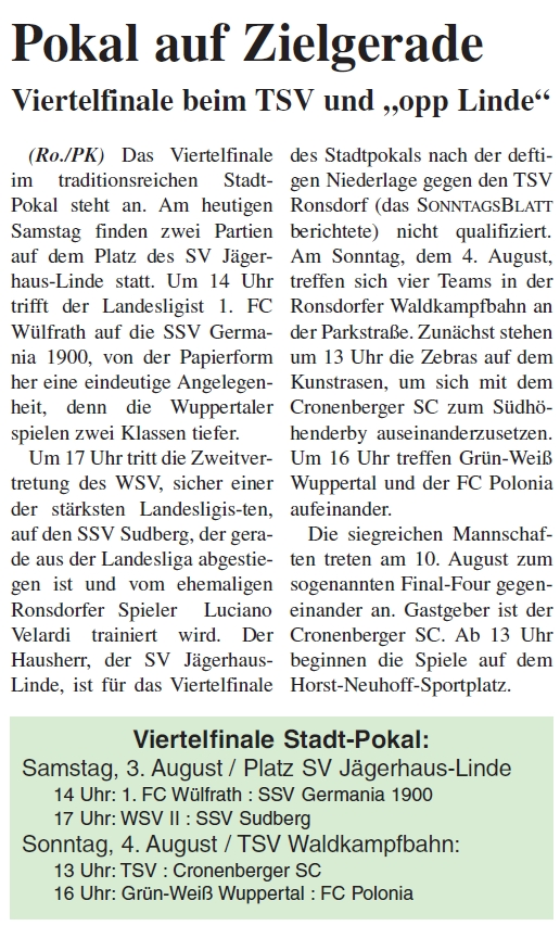 Presse 04.08.2013
