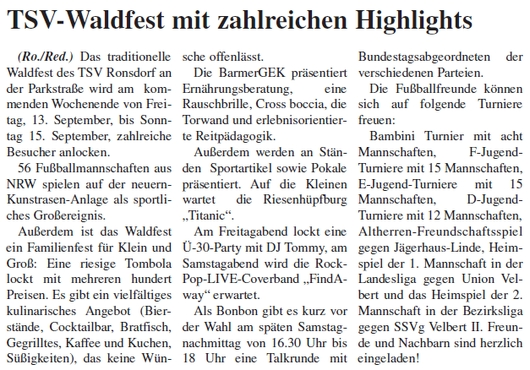 Presse 08.09.2013