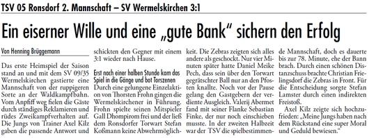 Presse 12.09.2012