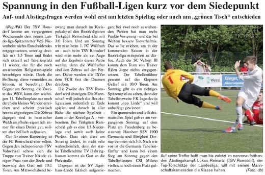 Presse 18.05.2014