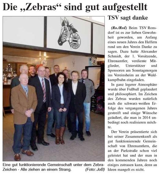 Presse 19.01.2014