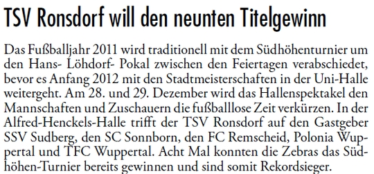 Presse 21.12.2011