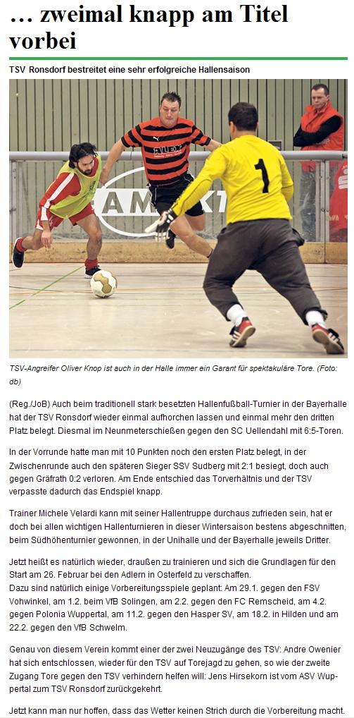 Presse 22.01.2012