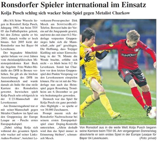 Presse 25.11.2012