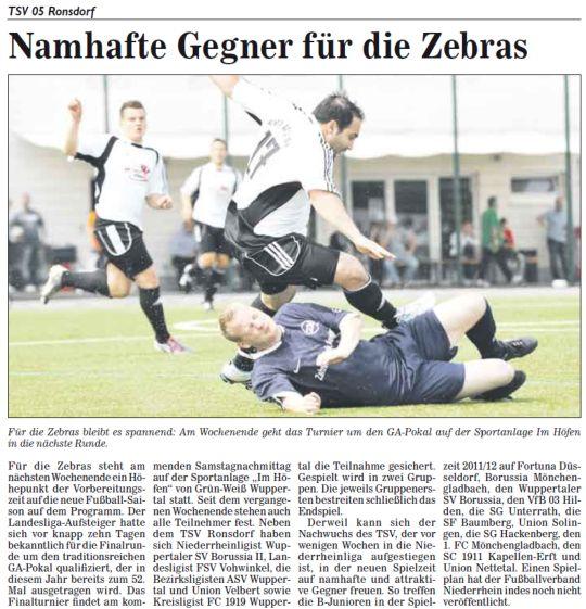 Presse 27.07.2011