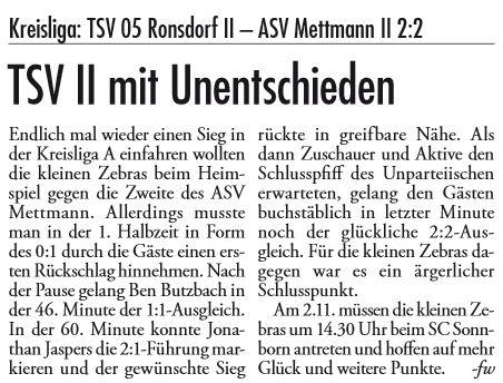 Presse 29.10.2014