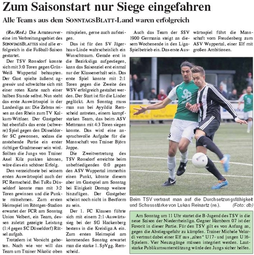 Presse 31.08.2014