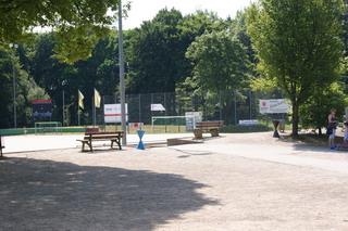 Sportanlage rechts